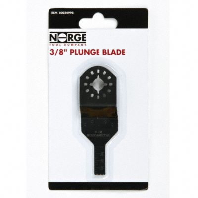 3/8&#034; BIM Plunge Blade